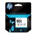 HP 901 Tri-color Officejet Ink Cartridge