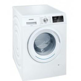 Siemens WM10N027IT Libera installazione Caricamento frontale 7kg 1000Giri min A+++ Bianco lavatrice