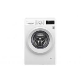 LG F4J5QN3W Libera installazione Carica frontale 7kg 1400Giri min A+++ Bianco lavatrice