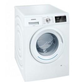 Siemens WM10N028IT Libera installazione Carica frontale 8kg 1000Giri min A+++ Bianco lavatrice