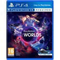 Sony VR Worlds, PlayStation VR Basic PlayStation 4 Inglese videogioco