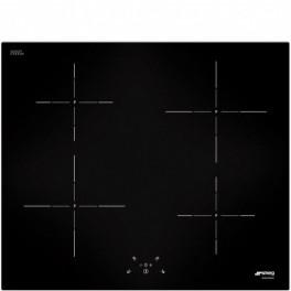 Smeg SI5642D piano cottura Incasso A induzione Nero