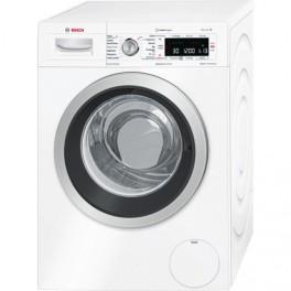 Bosch Serie 8 WAW24748IT lavatrice Libera installazione Caricamento frontale Bianco 8 kg 1200 Giri min A+++