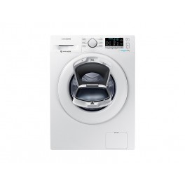Samsung WW80K5410WW lavatrice Libera installazione Caricamento frontale Bianco 8 kg 1400 Giri min A+++