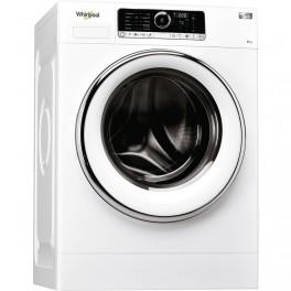 Whirlpool Best ZEN 8 lavatrice Libera installazione Caricamento frontale Bianco 8 kg 1400 Giri min A+++