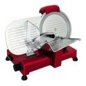RGV 25 Special Edition affettatrice Elettrico Rosso, Acciaio inossidabile Alluminio 140 W