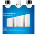 SodaStream Confezione da 3 bottiglie in Pet Universali