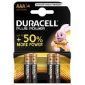 Duracell Plus Power AAA Batteria monouso Mini Stilo AAA Alcalino