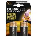 Duracell Plus Power Batteria monouso C Alcalino