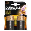 Duracell Plus Power Batteria monouso D Alcalino