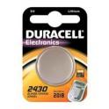 Duracell DL2430 Batteria monouso Litio