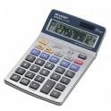 Sharp EL-337C calcolatrice Desktop Calcolatrice finanziaria Argento
