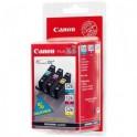 Canon CLI-526 C M Y Originale Ciano, Magenta, Giallo 3 pezzo(i)