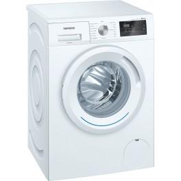 Siemens iQ300 WM12N027II lavatrice Libera installazione Caricamento frontale Bianco 7 kg 1200 Giri min A+++