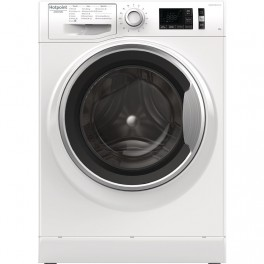 Hotpoint NR548GWSA lavatrice Libera installazione Caricamento frontale Bianco 8 kg 1400 Giri min A+++