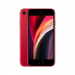 "Apple iPhone SE 11,9 cm (4.7"") 64 GB Dual SIM ibrida 4G Rosso iOS 13"