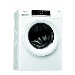 Whirlpool FSCRBG80411 lavatrice Libera installazione Caricamento frontale 8 kg 1400 Giri min Bianco